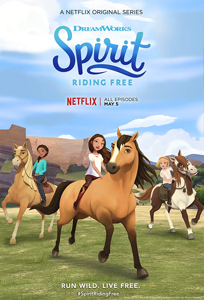 Spirit Riding Free Season 8 123streams