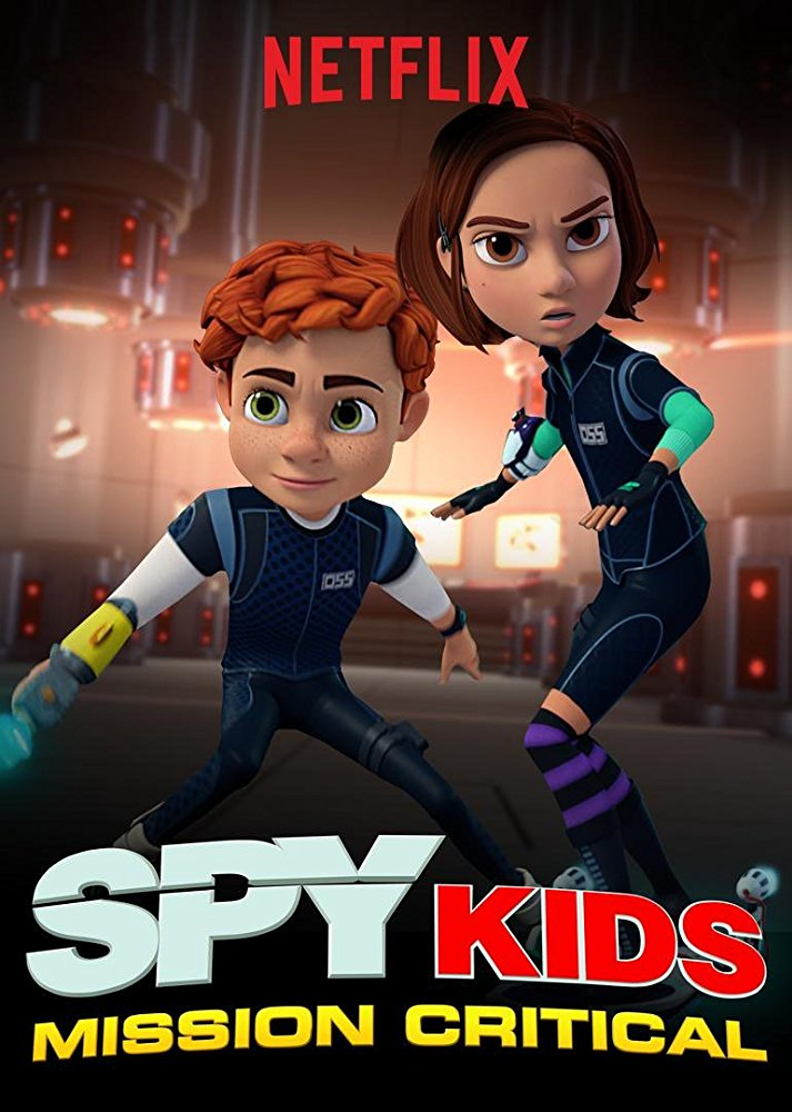 Watch Series Spy Kids Mission Critical Season 1