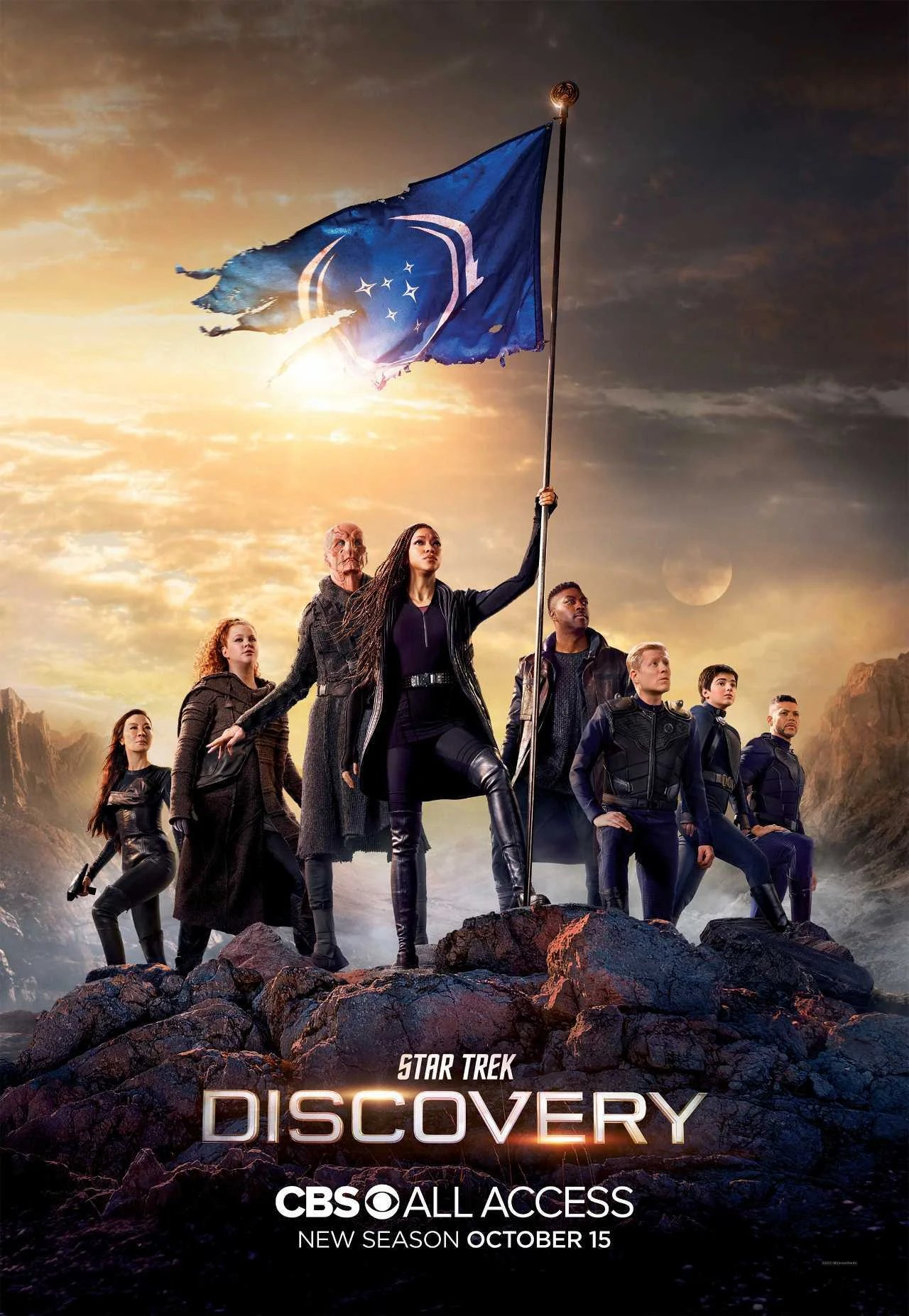 Star Trek Discovery Season 3 123Movies