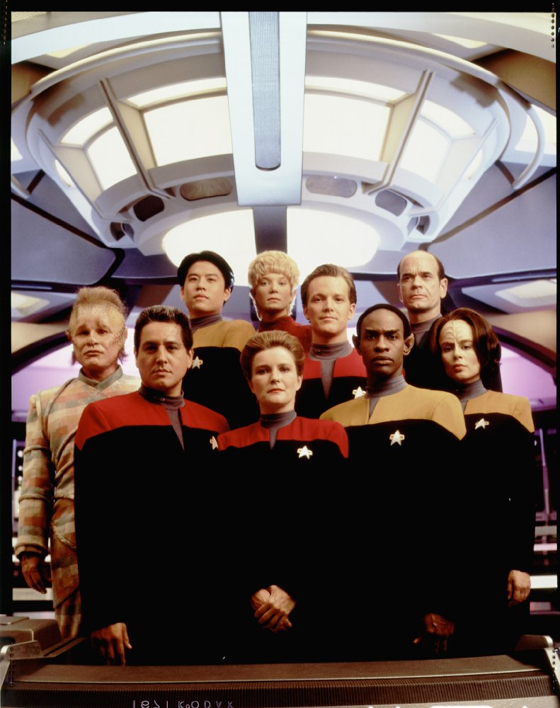 Star Trek Voyager Season 2 full episodes online