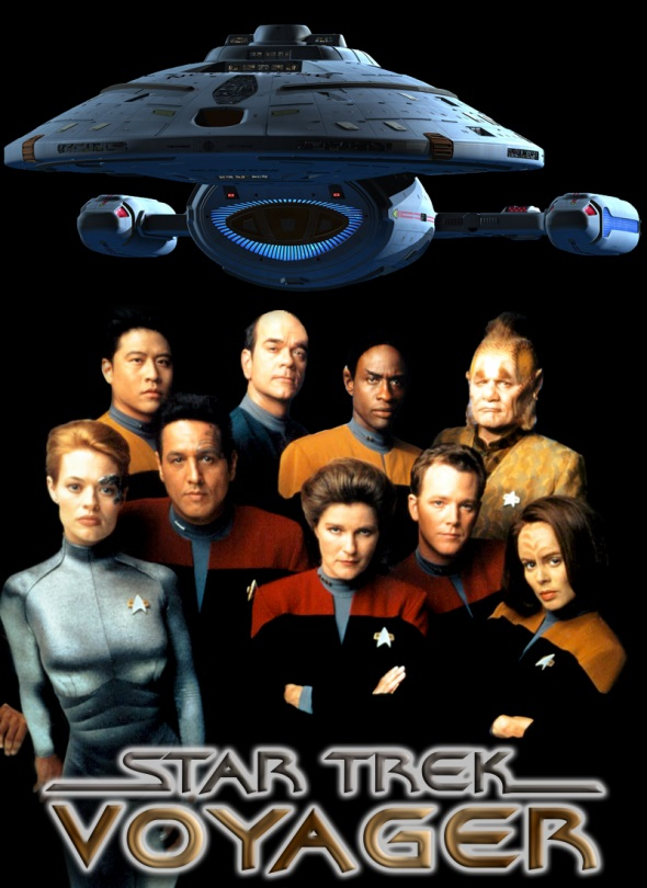 Star Trek Voyager Season 3 putlocker