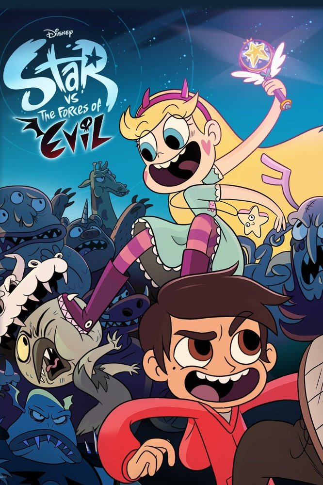 Star vs the Forces of Evil Season 3 123Movies