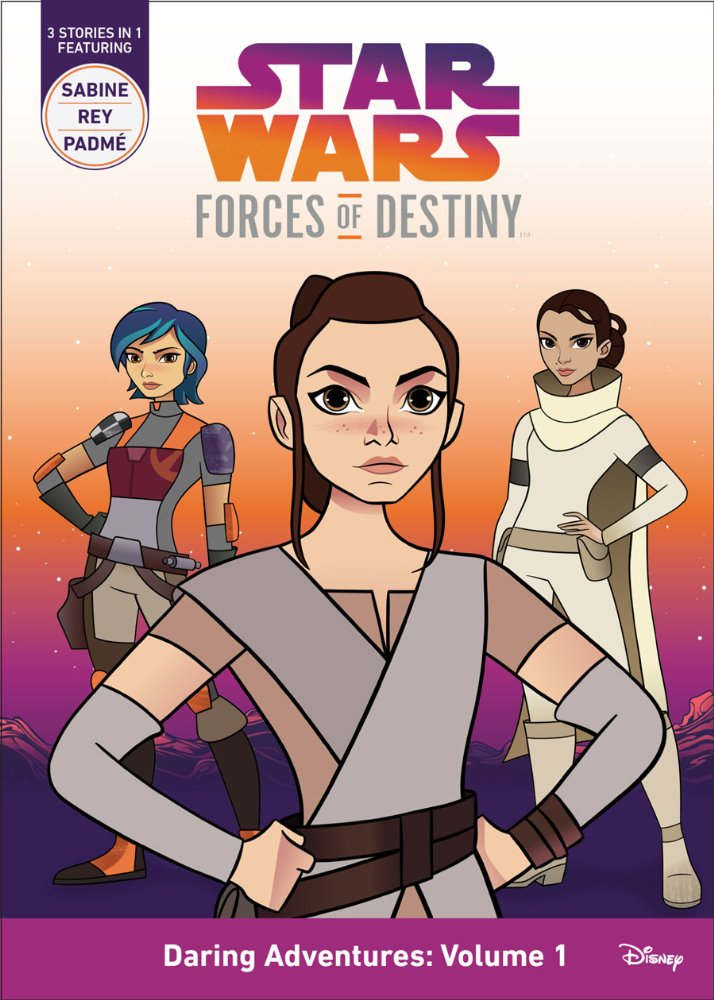 Star Wars Forces of Destiny Season 1  123Movies