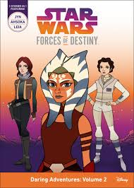 Star Wars Forces of Destiny Season 2 123Movies