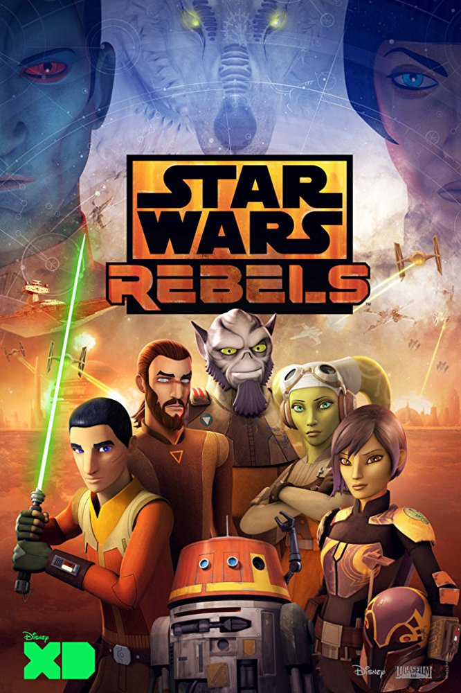 Star Wars Rebels Season 4 123streams