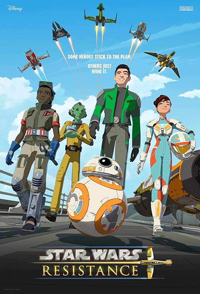 Star Wars Resistance Season 1 123Movies