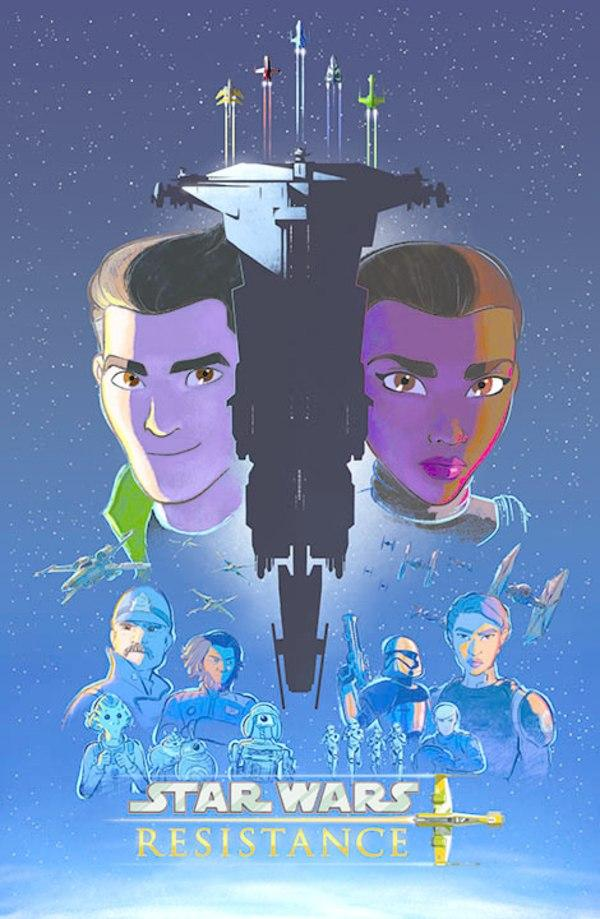 Watch Series Star Wars Resistance Season 2