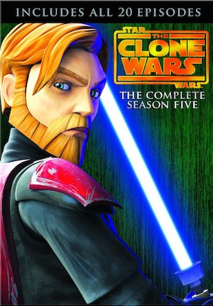 Star Wars The Clone Wars Season 5 123Movies