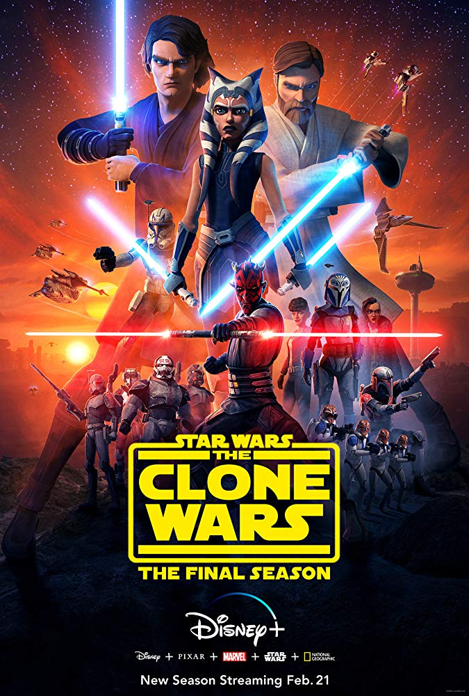 Star Wars The Clone Wars Season 7 123Movies