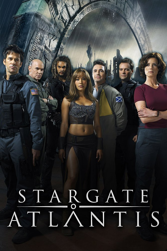 Watch Series Stargate Atlantis Season 1