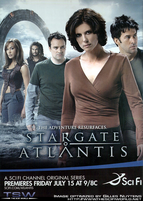 Stargate Atlantis Season 2 123streams