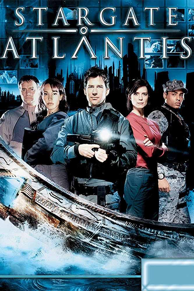 Watch Series Stargate Atlantis Season 4