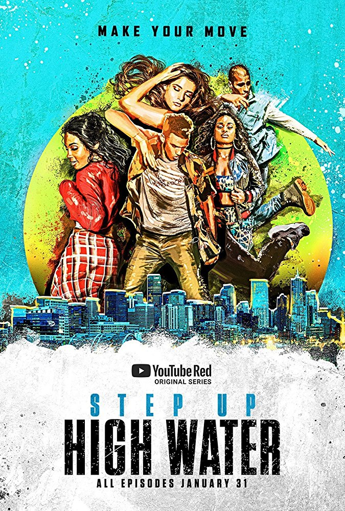 HD Watch Series Step Up High Water Season 1