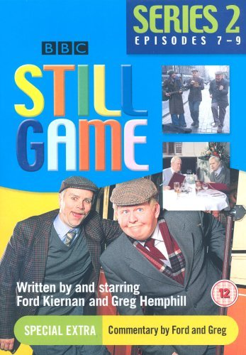Watch Series Still Game Season 2