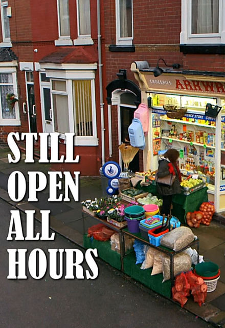 Still Open All Hours Season 3 123Movies