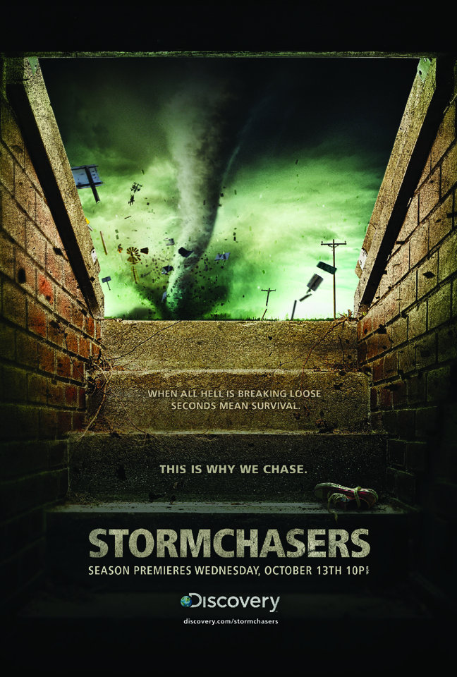 Watch Series Storm Chasers  Season 1
