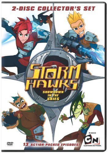 Watch Series Storm Hawks Season 1