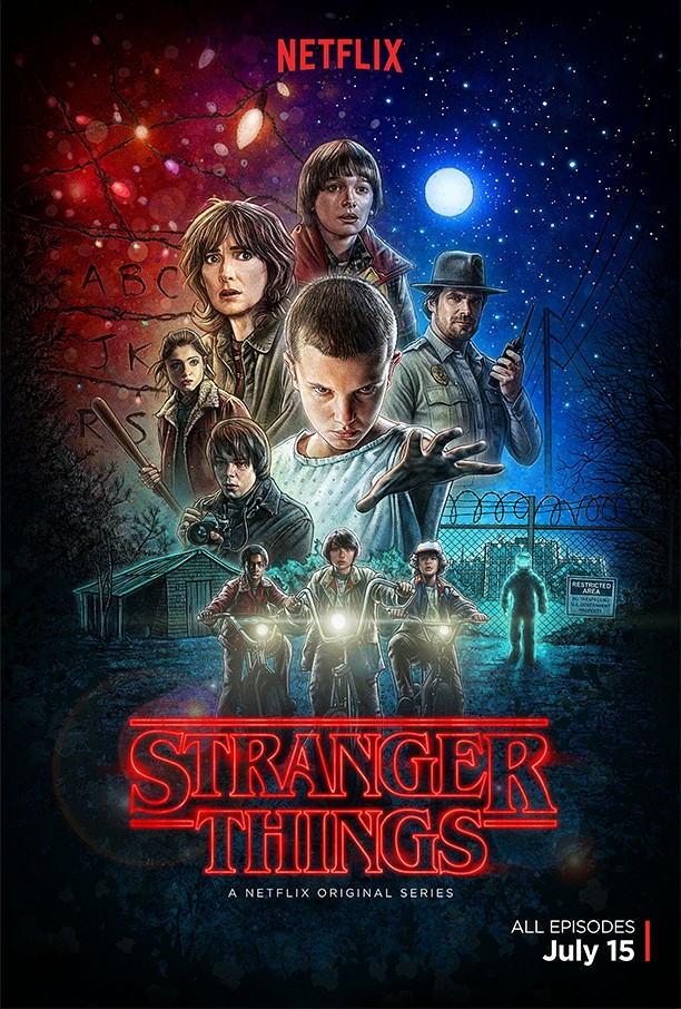 Stranger Things Season 1 123Movies