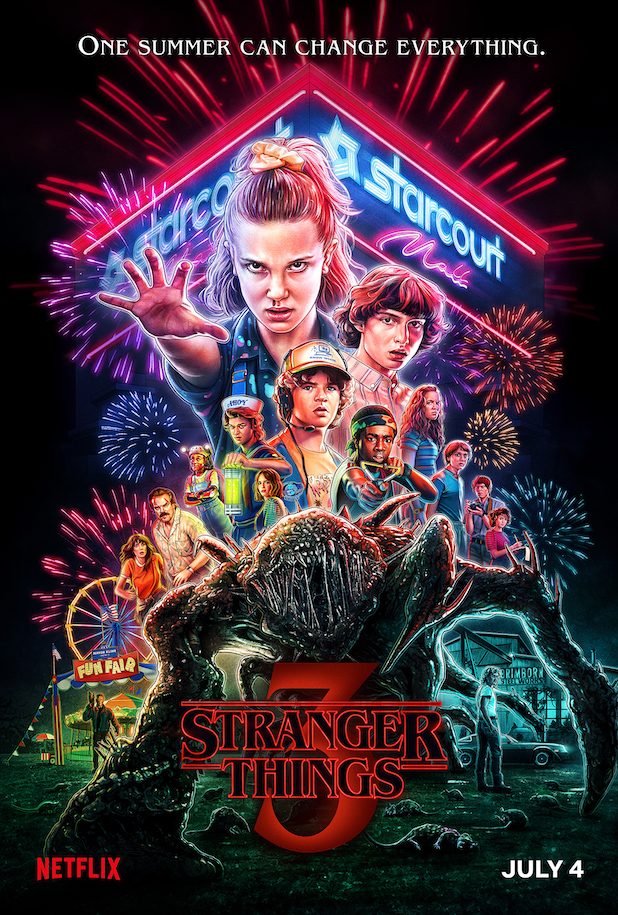 Stranger Things Season 3 123Movies