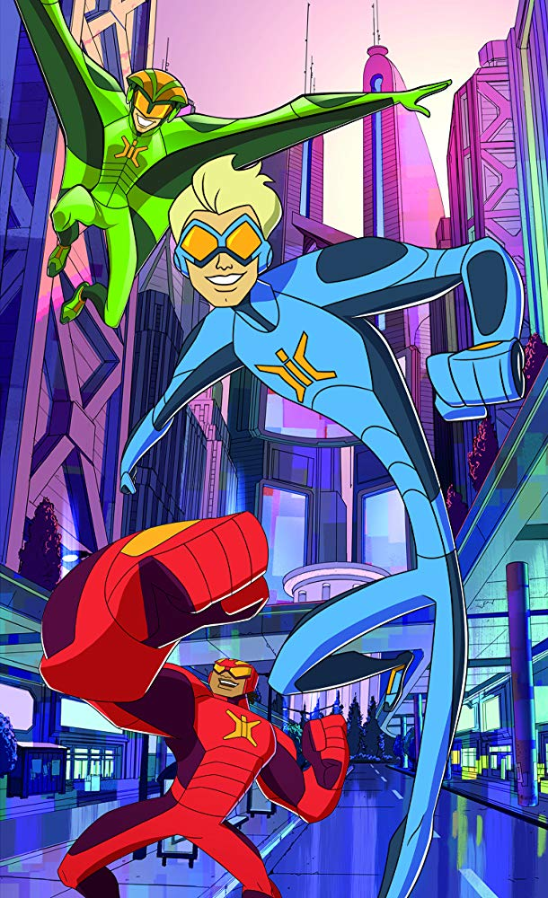 Stretch Armstrong and the Flex Fighters Season 2  123streams