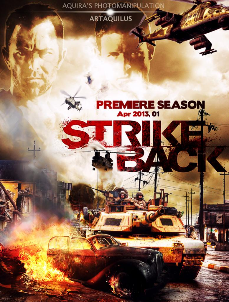Strike Back Season 3 123Movies