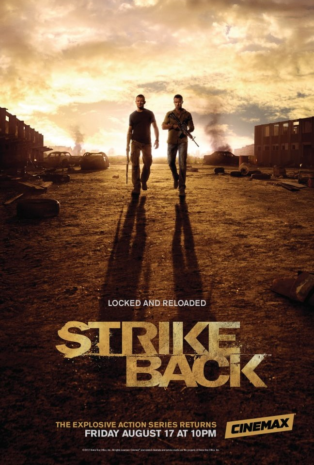 Strike Back Season 4 123movies