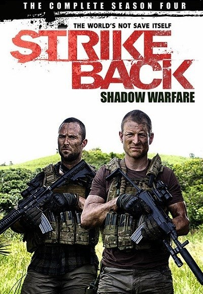 Strike Back Season 5 123streams