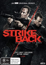 Watch Series Strike Back Season 6