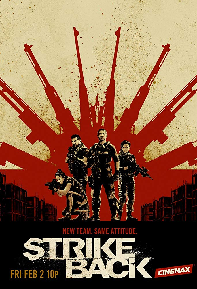 Watch Series Strike Back Season 7