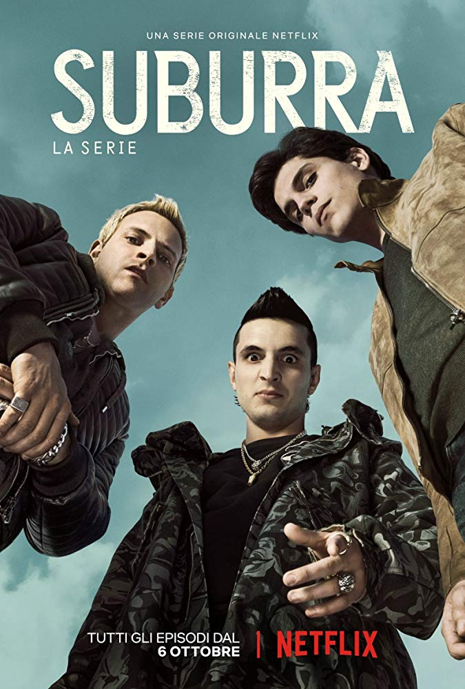 Watch Series Suburra Season 2