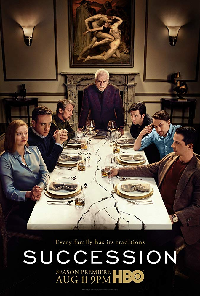 Watch Series Succession Season 2
