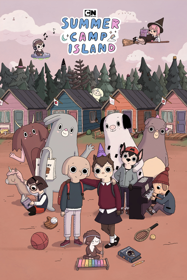 Summer Camp Island Season 2 123Movies