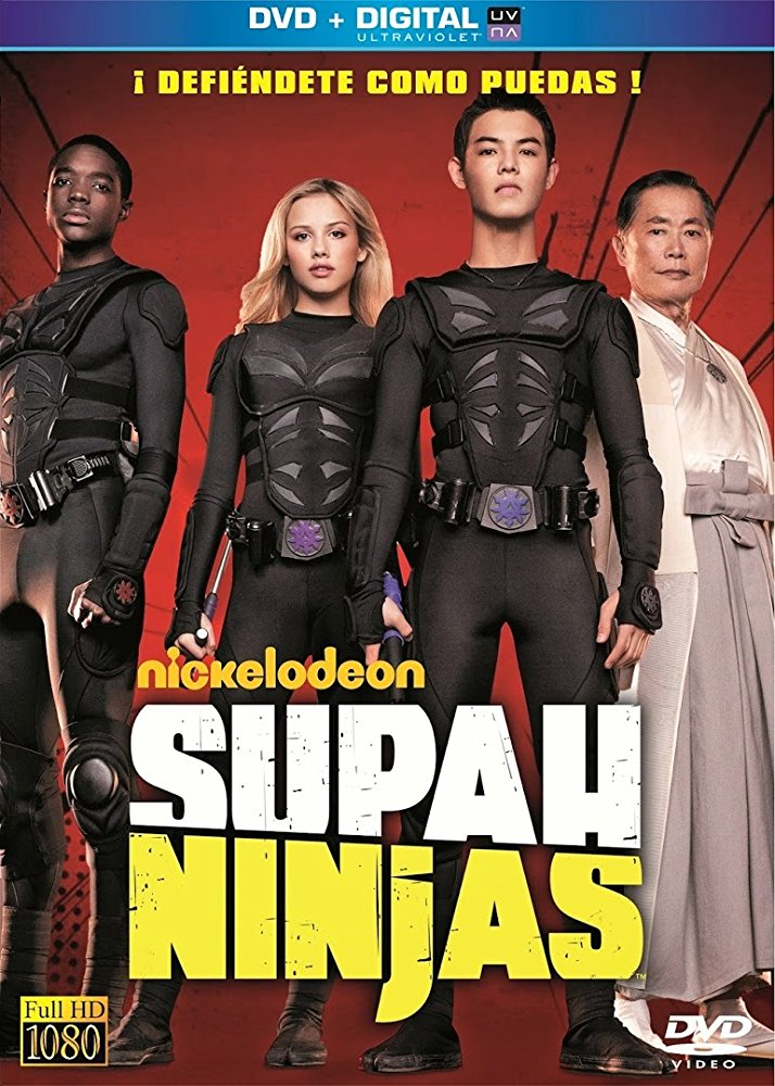 Watch Series Supah Ninjas Season 1