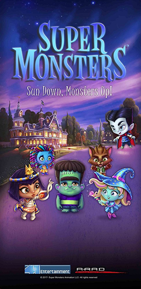 Super Monsters Season 1  123Movies