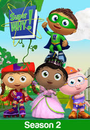 Watch Series Super Why Season 2
