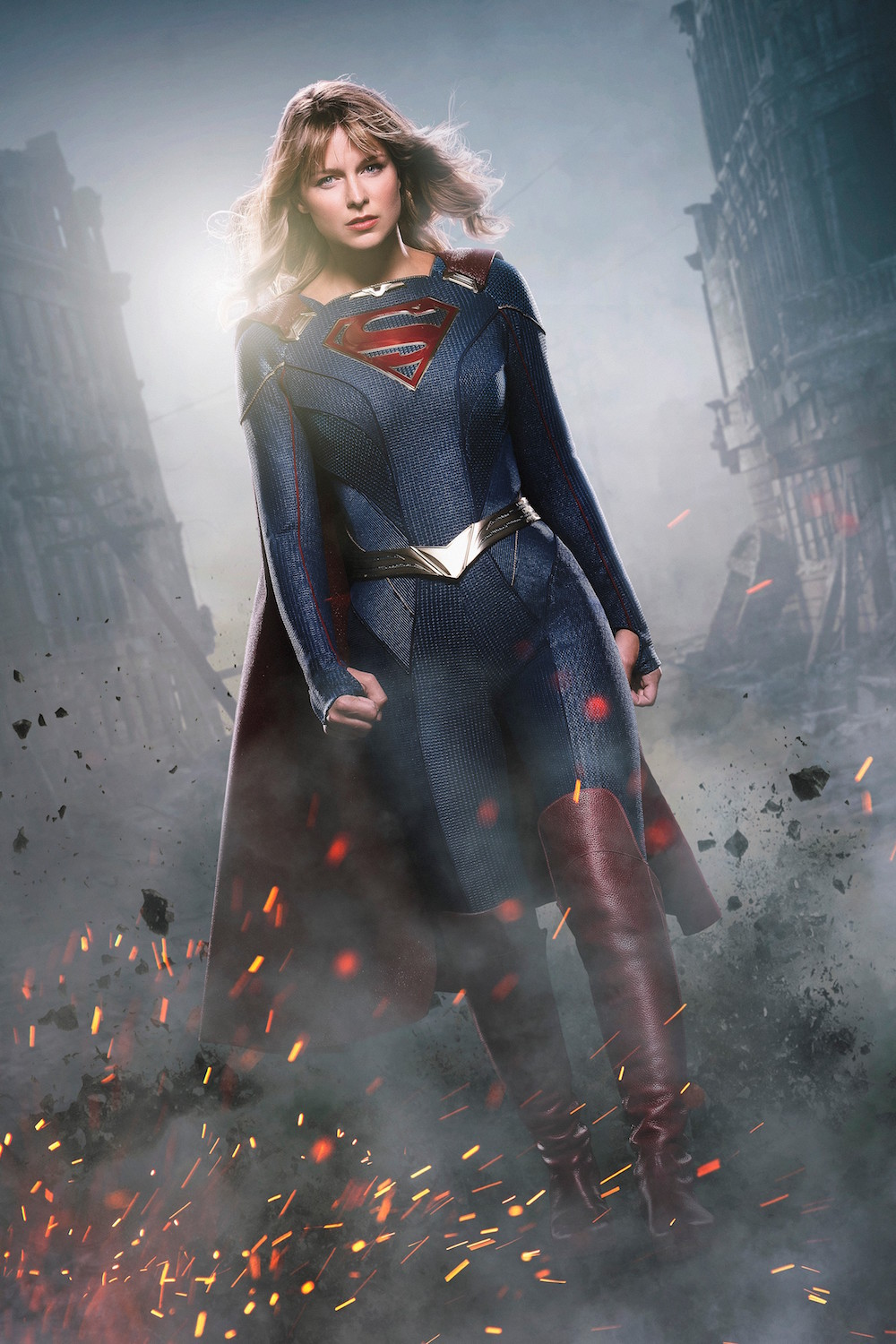Watch Series Supergirl Season 5