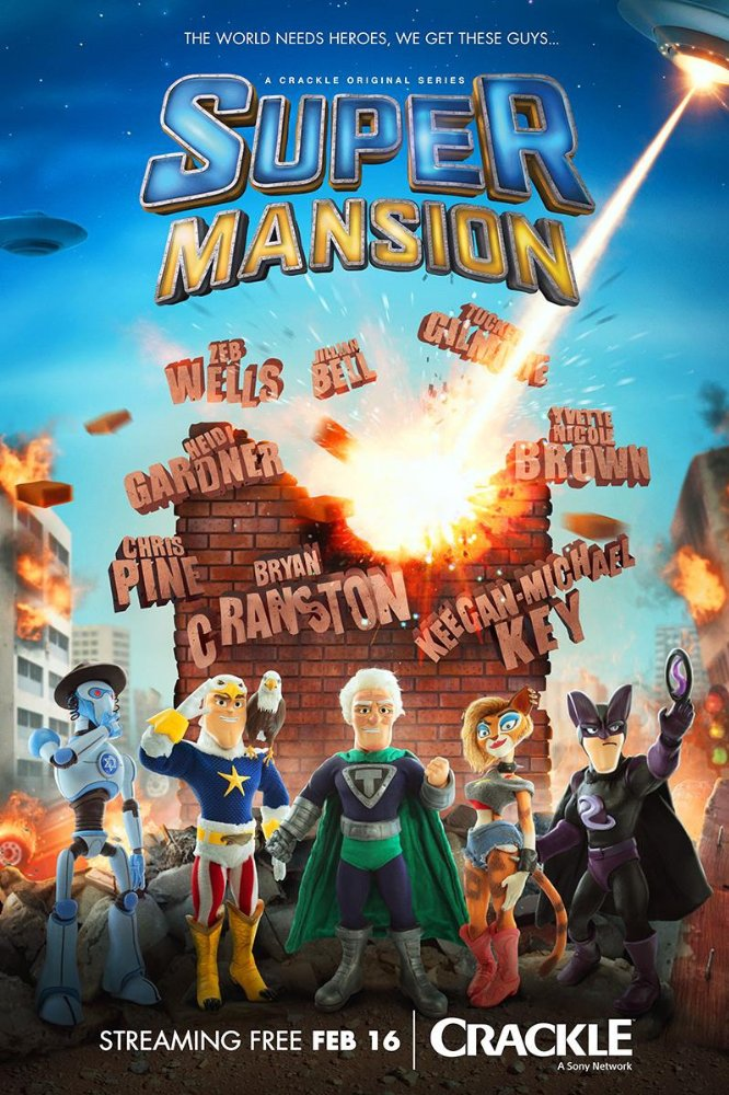 SuperMansion Season 2 123Movies
