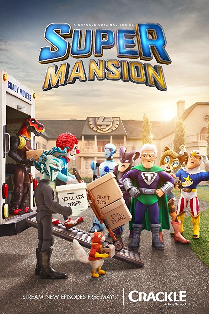 SuperMansion Season 3 123Movies