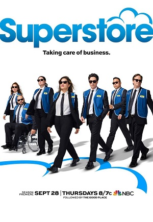 Superstore Season 3 123Movies