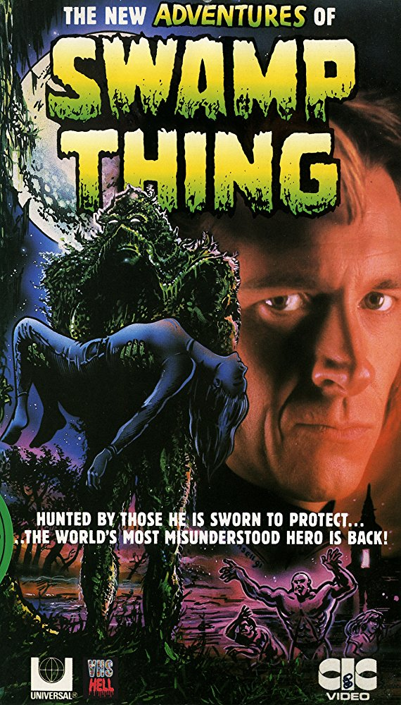Swamp Thing Season 2 funtvshow