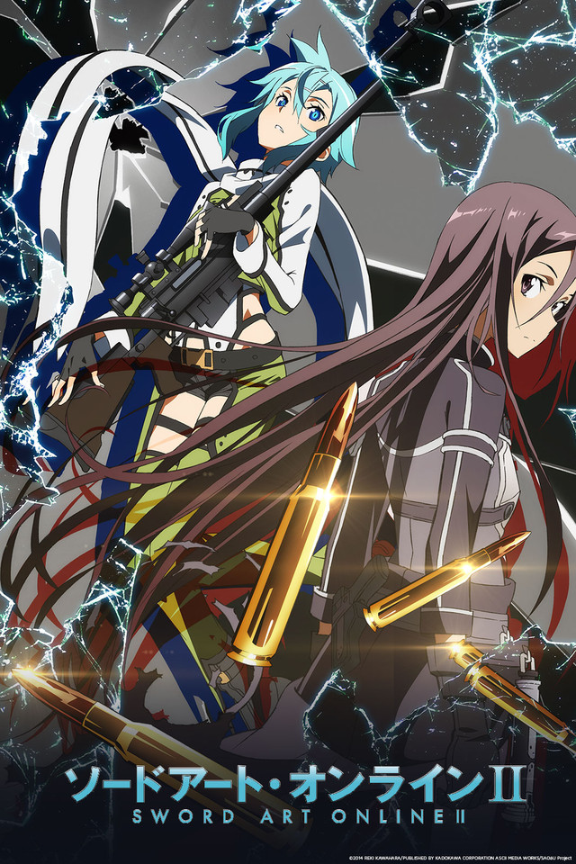 Sword Art Online II (English Audio) Season 1 123Movies