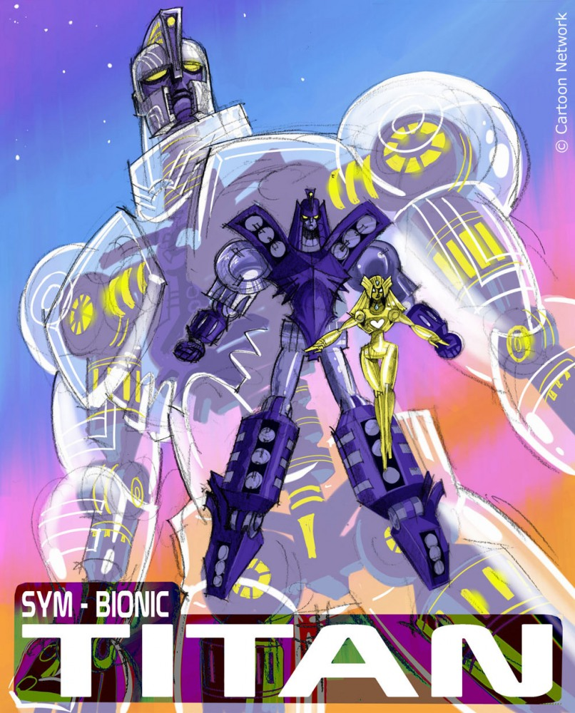 Sym-Bionic Titan Season 1 123streams