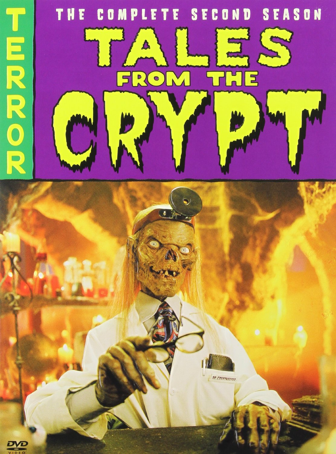 Tales From The Crypt Season 2 123Movies