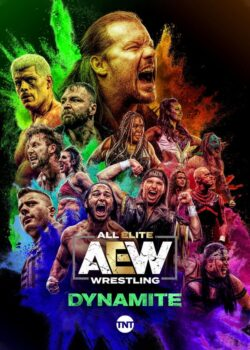 All Elite Wrestling Dynamite Season 1 123Movies
