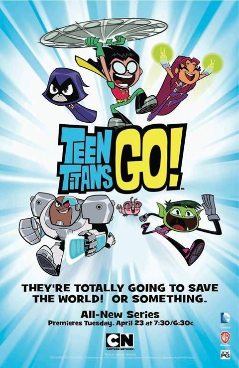 Teen Titans Go Season 2 123streams