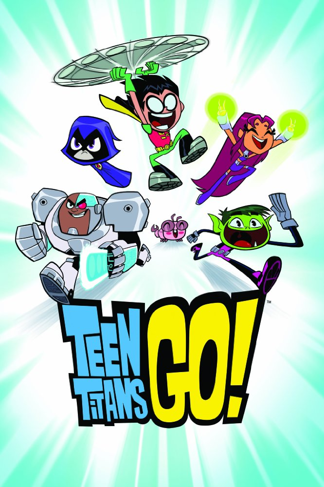 Teen Titans Go Season 5 123streams