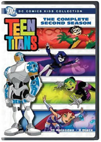 Teen Titans Season 2 123movies