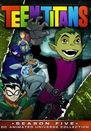 Teen Titans Season 5 123streams