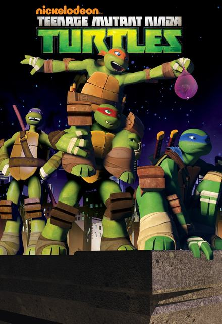 Teenage Mutant Ninja Turtles (2012) Season 5 Projectfreetv