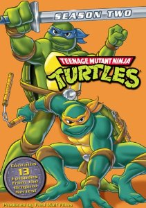 Teenage Mutant Ninja Turtles Season 2 fmovies